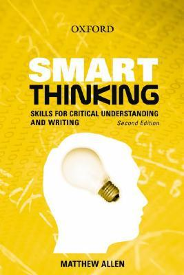 Smart thinking Skills for critical understanding and writing PDF