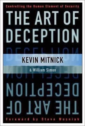 The Art of Deception by Kevin Mitnick pdf