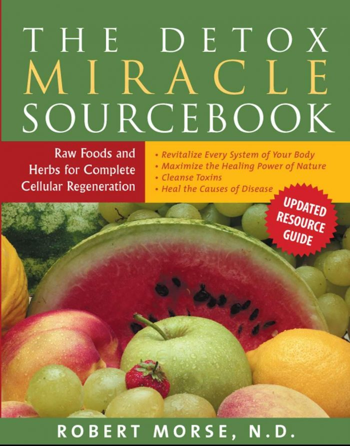 The Detox Miracle Sourcebook latest edition pdf