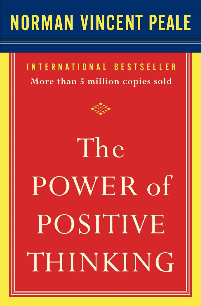 The Power of Positive Thinking latest edition pdf