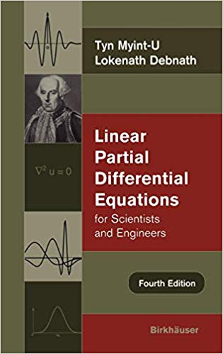 linear partial differential equations for scientists and engineers pdf