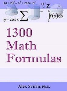1300 Math Formulas pdf