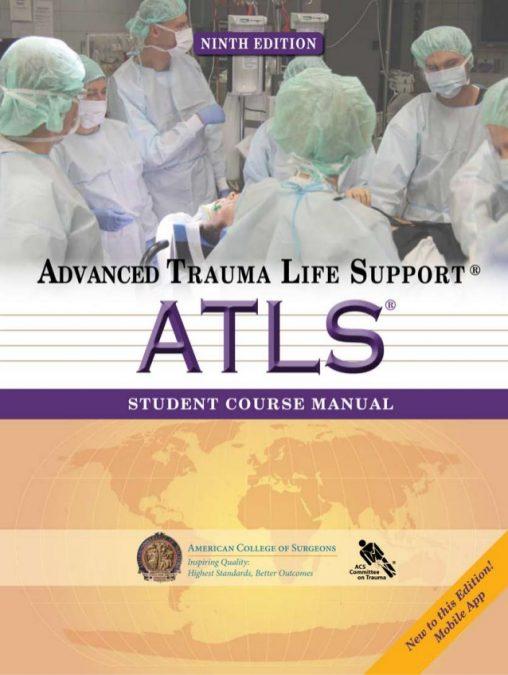 Advanced Trauma Life Support 9th Edition PDF