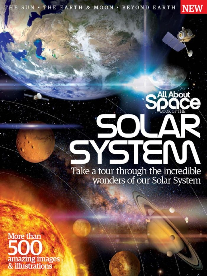 All About Space: Book of the Solar System
