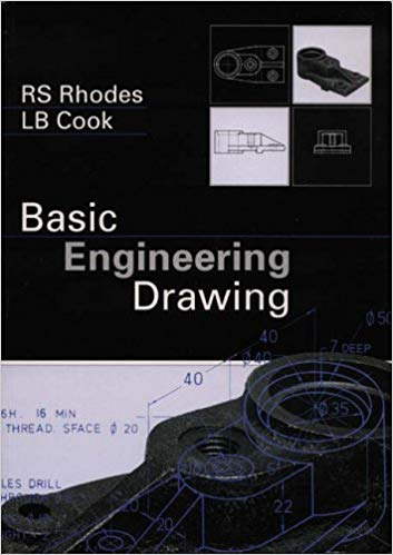 Basic Engineering Drawing by Rhodes pdf