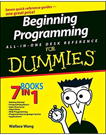 Beginning Programming All-In-One Desk Reference For Dummies pdf