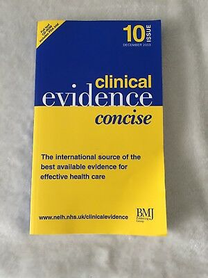 Download Clinical Evidence Vol 10