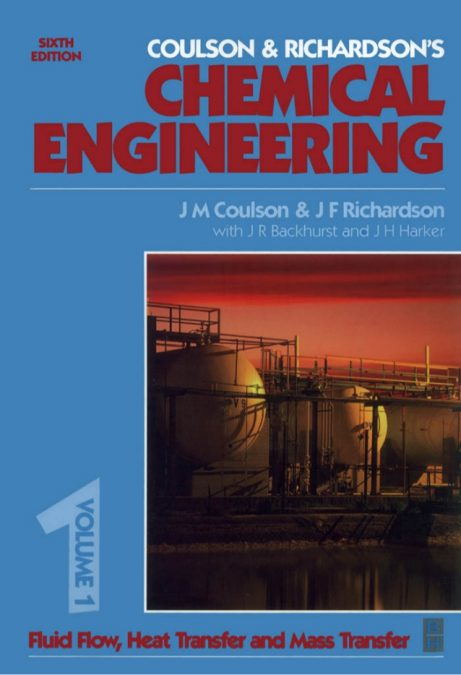 Coulson & Richardsons Chemical Engineering, Volume 1