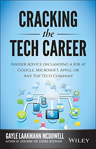 Cracking the Tech Career by Laakmann McDowell PDF