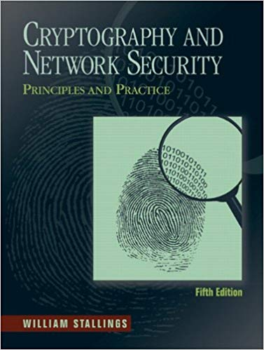 Cryptography and Network Security Principles and Practice pdf