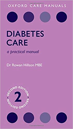 Diabetes Care A Practical Manual 2nd Edition pdf