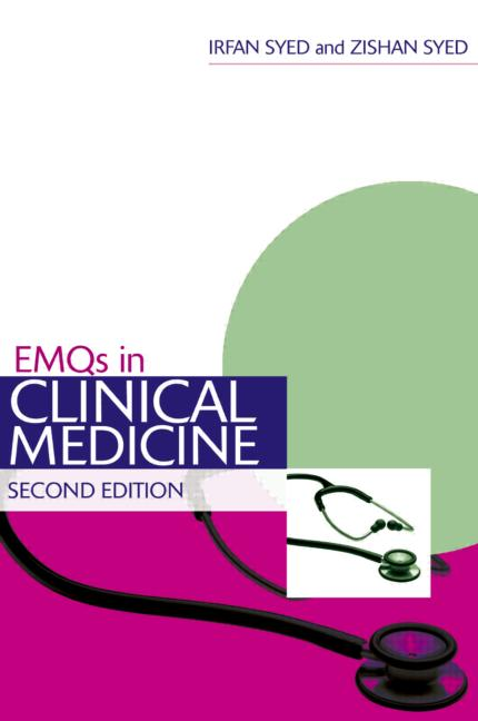 EMQs in Clinical Medicine by Irfan Syed pdf