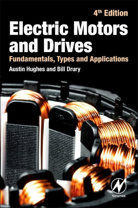 Electric Motors and Drives 4th edition pdf