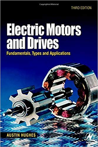 Electric Motors and Drives by Austin Hughes