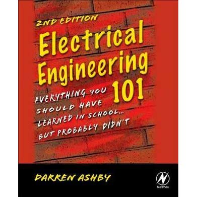 Electrical Engineering 101 by Darren Ashby pdf