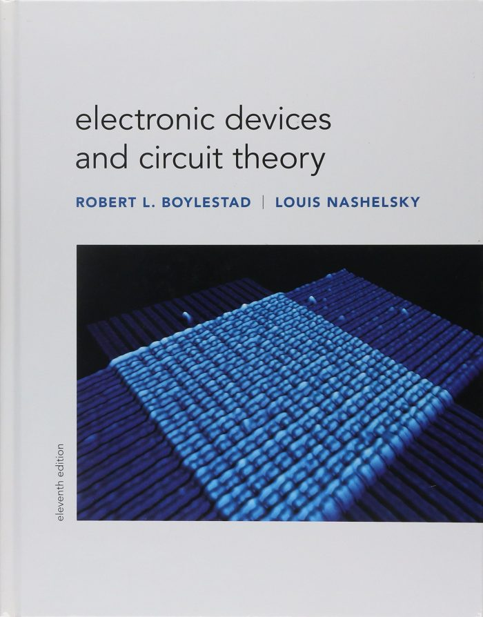 Electronic Devices and Circuit Theory, 11th Edition