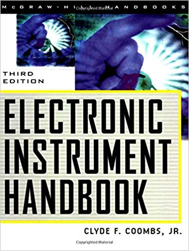 Electronic Instrument Handbook by Clyde F. Coombs pdf