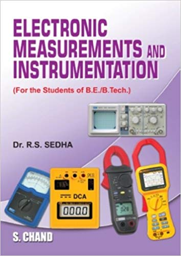 Electronic Measurements and Instrumentation by R.S. Sedha