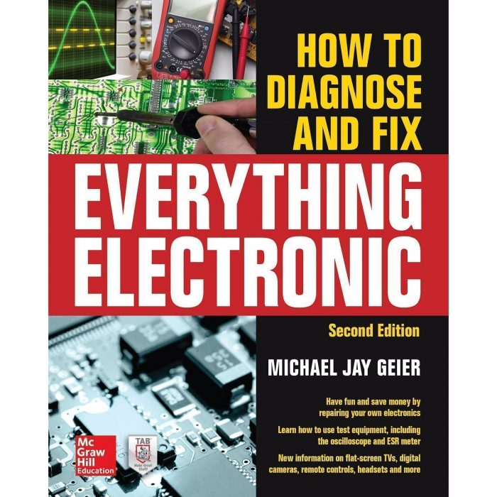 How to Diagnose and Fix Everything Electronic 2nd Ed