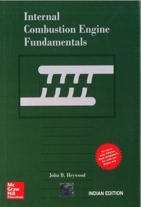 Internal Combustion Engine Fundamentals by J. Heywood pdf
