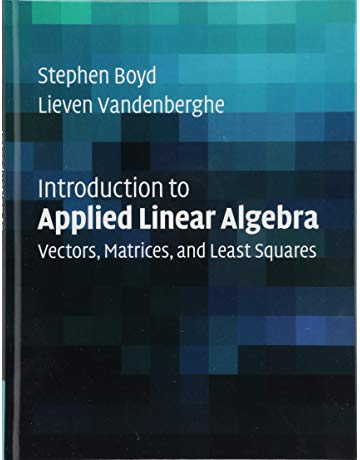 Introduction to Applied Linear Algebra pdf