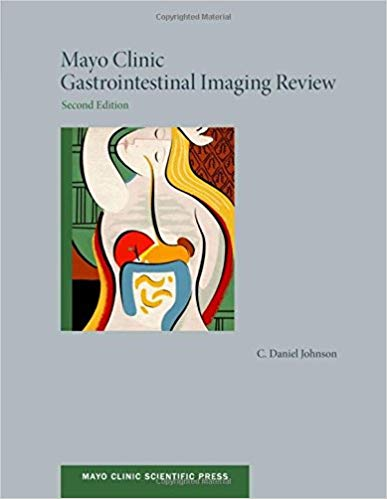 Mayo Clinic Gastrointestinal Imaging Review PDF