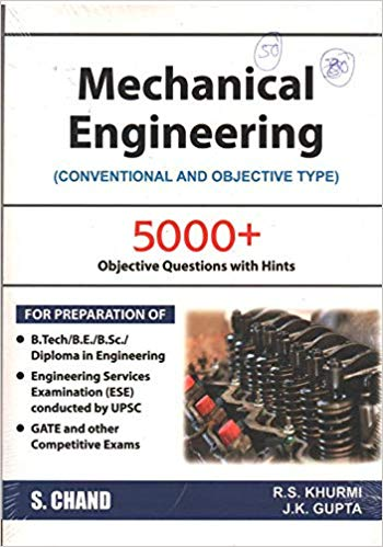 Mechanical Engineering 5000+ Objective questions