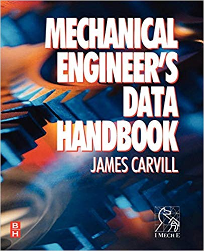 Mechanical Engineer's Data Handbook by J. Carvill pdf