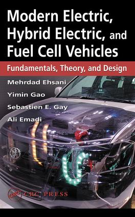 Modern Electric, Hybrid Electric, and Fuel Cell Vehicles pdf