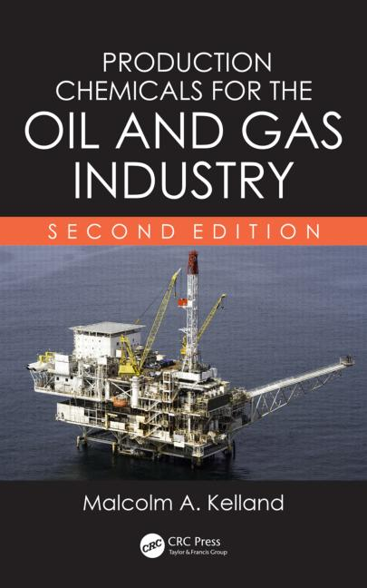 Production Chemicals for the Oil and Gas Industry pdf