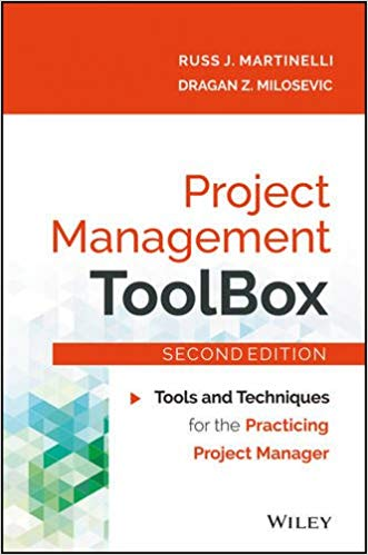 Project Management ToolBox by Russ J. Martinelli pdf