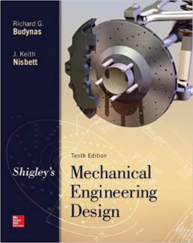 Shigley's Mechanical Engineering Design latest edition pdf