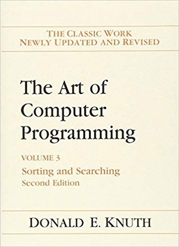 The Art of Computer Programming Volume 3 PDF