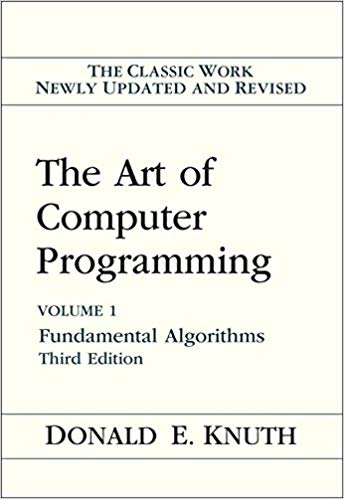The Art of Computer Programming vol1 pdf