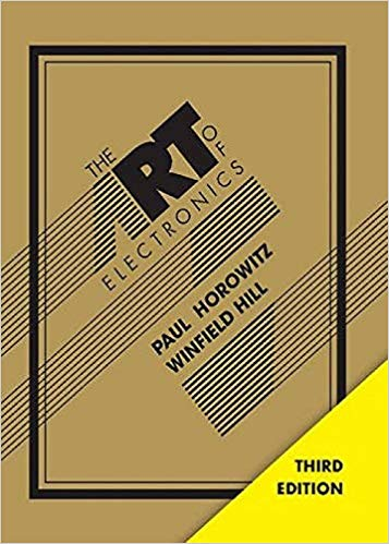 The Art of Electronics by Paul Horowitz 3rd Ed