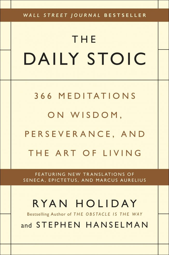 The Daily Stoic by Ryan Holiday pdf
