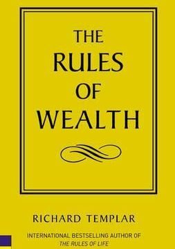 Download The Rules of Wealth by Richard Templar