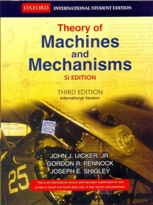Theory of Machines and Mechanisms 3rd Ed