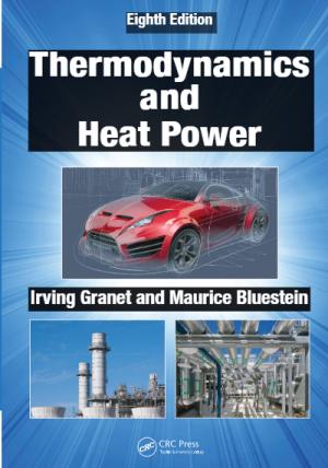 Thermodynamics and Heat Power 8th Edition PDF