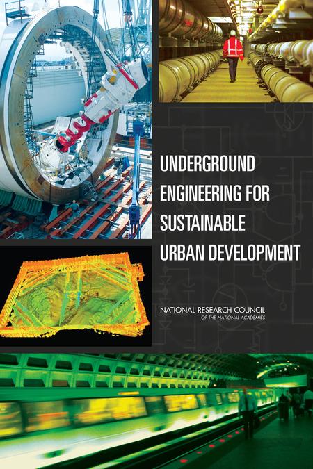 Underground Engineering for Sustainable Urban Development pdf