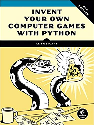 Invent Your Own Computer Games with Python pdf