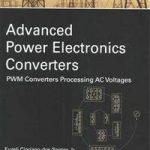 Download Advanced Power Electronics Converters