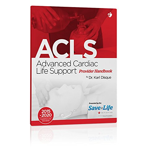 Advanced Cardiac Life Support Provider Handbook 2015-2020 PDF