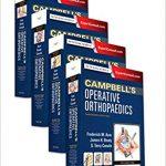 Campbell's Operative Orthopaedics, 4-Volume Set 13th Edition