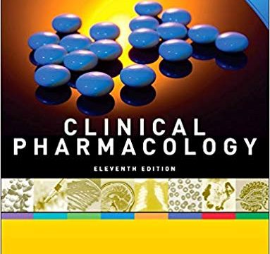 Clinical Pharmacology by Morris J. Brown et al