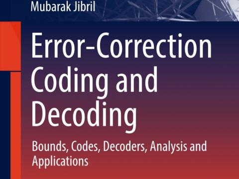 Error-Correction Coding and Decoding by Martin Tomlinson et al