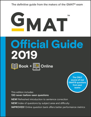 GMAT Official Guide 2019 PDF
