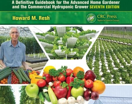 Hydroponic Food Production by Howard M. Resh