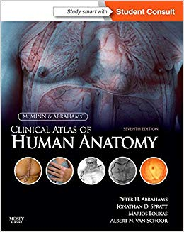 McMinn and Abrahams' Clinical Atlas of Human Anatomy pdf