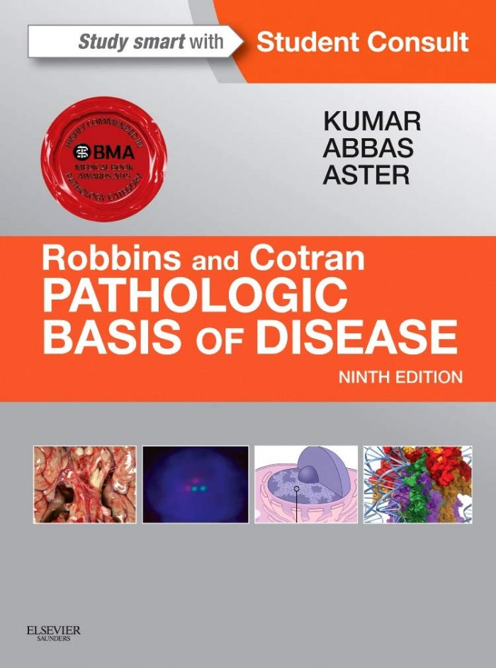 Robbins and Cotran Pathologic Basis of Disease pdf